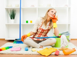 How Spring Cleaning Can Keep You Healthy