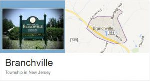 We service Branchville NJ